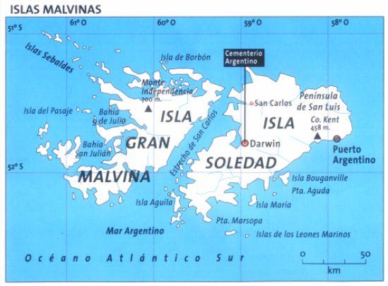 Islas Malvinas 2012